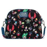 Loungefly: Marvel - Chibi Group Crossbody Bag