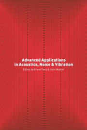 Advanced Applications in Acoustics, Noise and Vibration image
