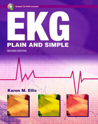 Ekg Plain and Simple by Karen Ellis image