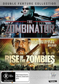 The Zombinator / Rise of the Zombies (2 Disc Set) on DVD