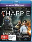 Chappie on Blu-ray