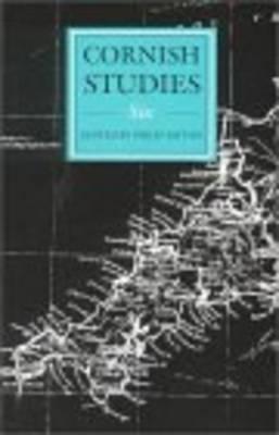 Cornish Studies Volume 6 image