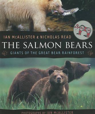 The Salmon Bears by Nicholas Read image