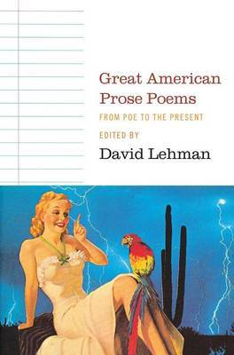 Great American Prose Poems: From Poe to the President image