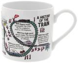 McLaggan Smith: Brainwaves Coffee Mug - History of the Train