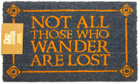 Lord Of The Rings Doormat image