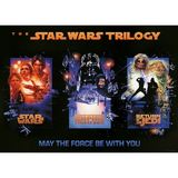 Star Wars: Saga - May the Force Be With You (1000 piece Puzzle)