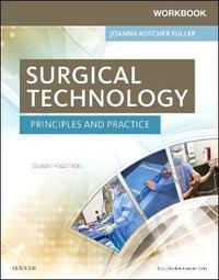 Workbook for Surgical Technology by Joanna Kotcher Fuller image
