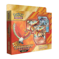 Pokemon TCG Ho-Oh Legendary Battle Deck image