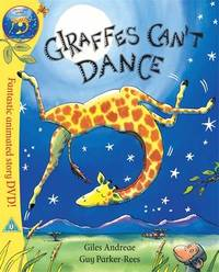 Giraffes Can't Dance (Book + DVD) by Giles Andreae image