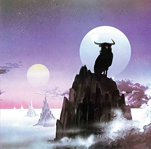 Voice Of Taurus (LP) by Bruno Spoerri image