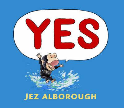Yes by Jez Alborough image