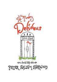 The Murdery Delicious Blood Stone Secret by Peter Halsey Sherwood