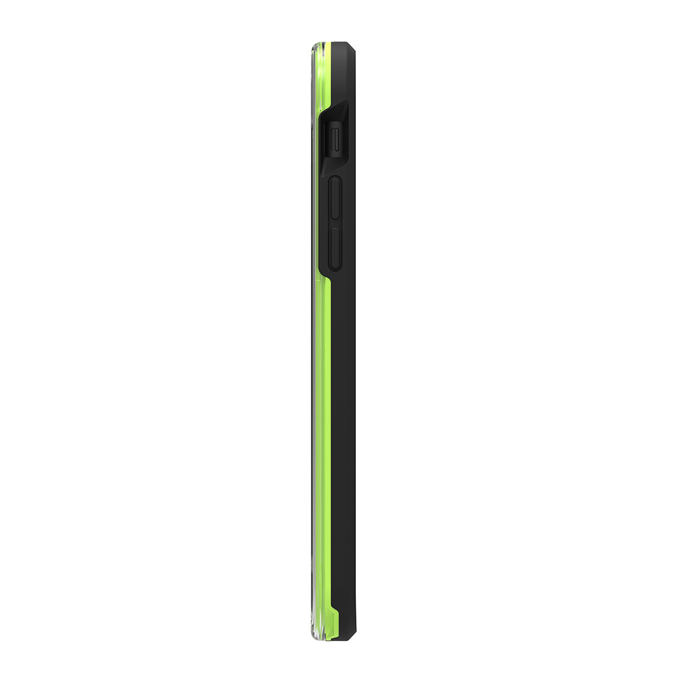 LifeProof Slam Case for iPhone 7/8 - Lime Black image
