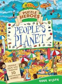 Puzzle Heroes: People's Planet by Anna Nilsen