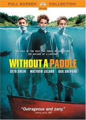 Without A Paddle on DVD