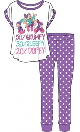 Ladies Grumpy Pyjamas image