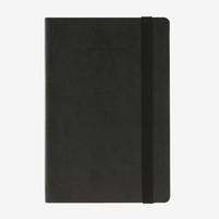Legami: My Notebook - Medium Lined (Black)