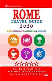 Rome Travel Guide 2020 by Herman W Stewart