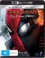 Spider-Man: Far From Home (4K UHD + Blu-ray) on UHD Blu-ray
