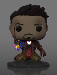 Avengers: Endgame - I Am Iron Man - Pop! Deluxe Figure image