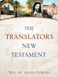 "Translators New Testament-OE by ""Rev. Al"" Alvin Cordes image"
