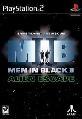 Men In Black II: Alien Escape for PlayStation 2