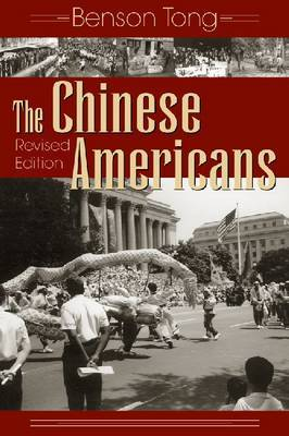 The Chinese Americans by Benson Tong image