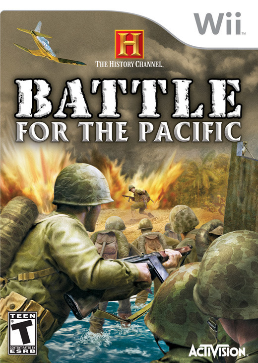 History Channel: Battle for the Pacific for Wii