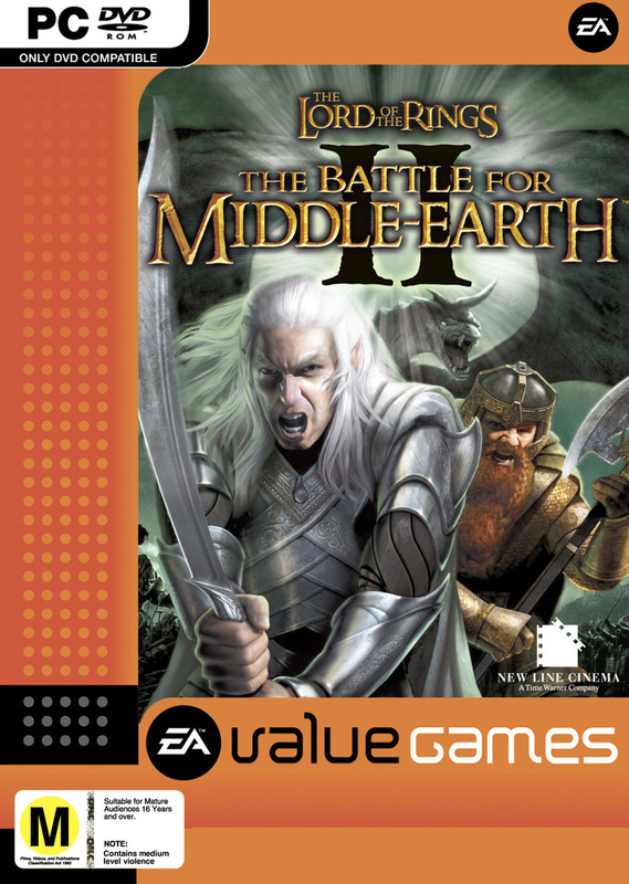 The Lord of the Rings: The Battle for Middle-Earth II (Value Game) for PC Games