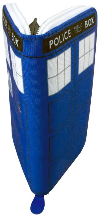 Doctor Who TARDIS Women's Clutch Purse image