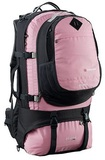 Caribee Jet Pack 65 Travel Pack (Pink/Charcoal)