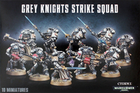 Warhammer 40,000 Grey Knights Strike Squad