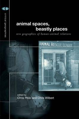 Animal Spaces, Beastly Places by Chris Philo image