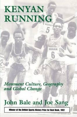 Kenyan Running by John Bale