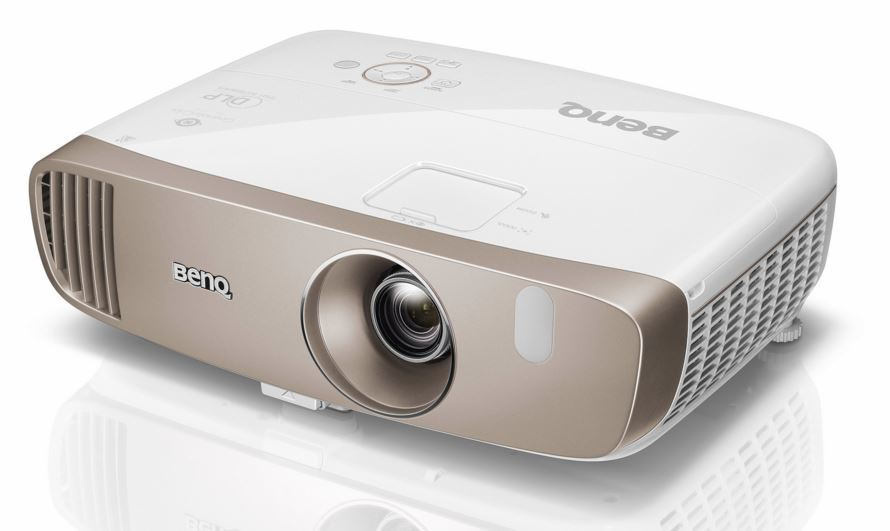 BenQ - W2000 1080p Rec.709 Wireless Home Movie Projector