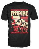 Star Wars - Stormtrooper Poster Pop! T-Shirt (M)