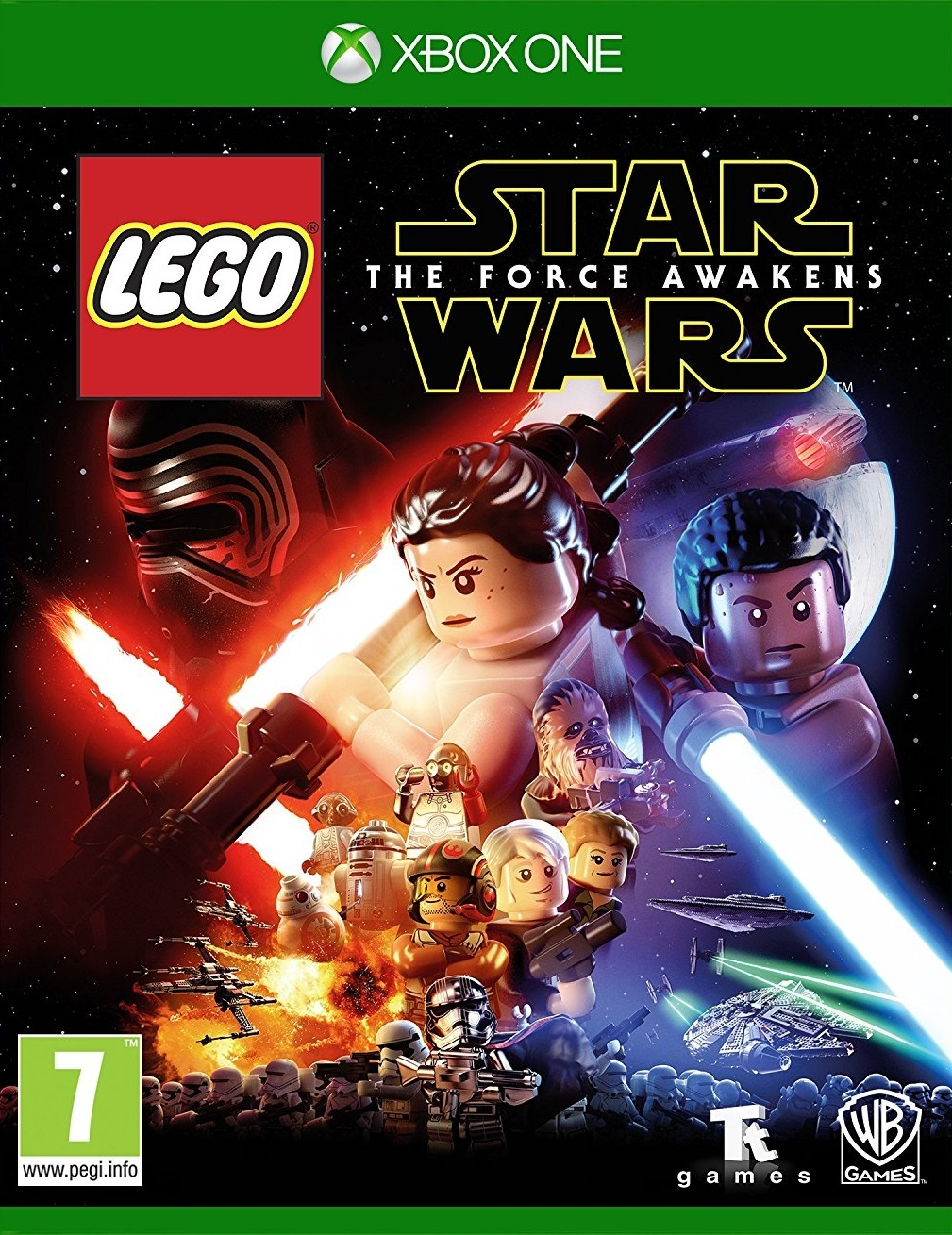 LEGO Star Wars: The Force Awakens for Xbox One image