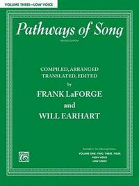 Pathways of Song, Volume 3 by Frank Laforge image