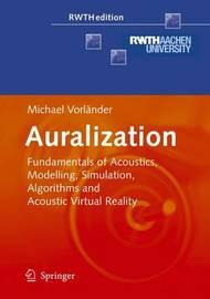 Auralization by Michael Vorlander