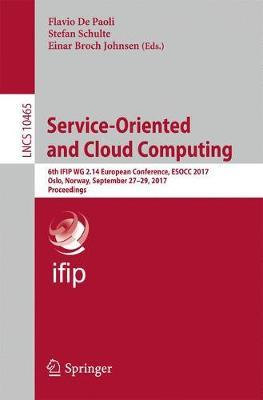 Service-Oriented and Cloud Computing image