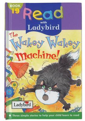 The Wakey Wakey Machine by Alan MacDonald