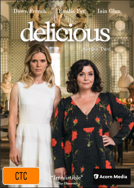 Delicious - Series 2 on DVD