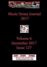Music Street Journal 2017 by Gary Hill