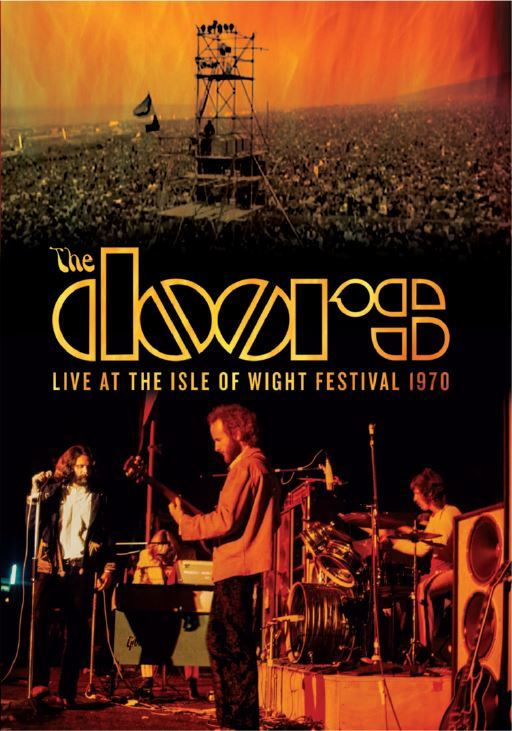Live At The Isle Of Wight on DVD