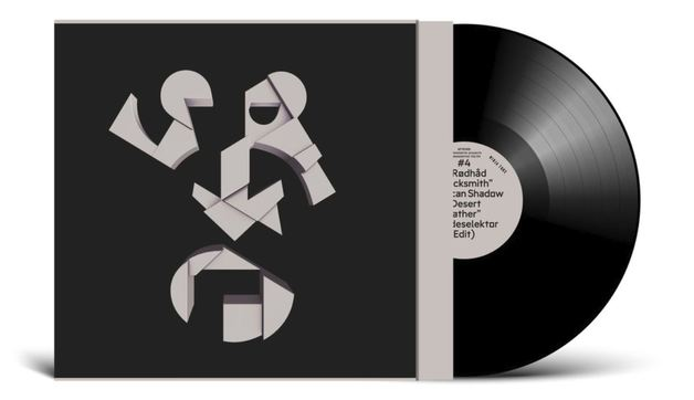 "Modeselektion Vol. 04 - #4 (12""LP) by Modeselektor"