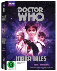 Doctor Who: Mara Tales on DVD