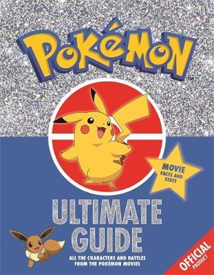 The Official Pokemon Ultimate Guide by Pokemon image