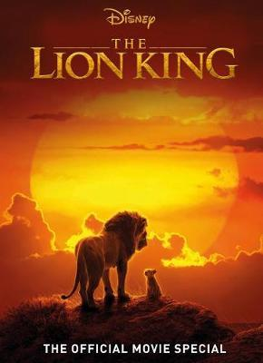 Disney the Lion King: The Official Movie Special Book by Titan