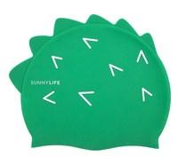 Sunnylife: Shaped Swimming Cap - Croc (3-9)